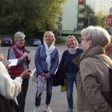Frauenspaziergang durchs Höfinger Täle am 28.09.2018